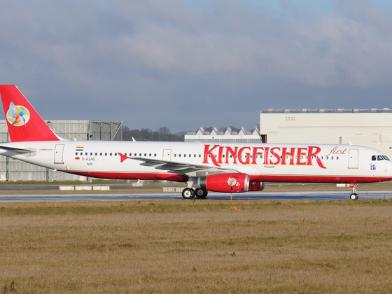 Kingfisher A321