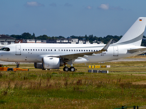 1st A319N ACJ for a customer