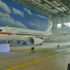 Übergabe eines der modernsten Beobachtungsflugzeuge an die Bundeswehr / A319 Open-Skies