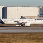 first Lufthansa A321ACF