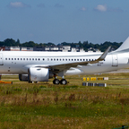 1st A319N ACJ for a customer