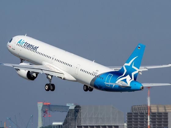 2nd A321NX for Air Transat